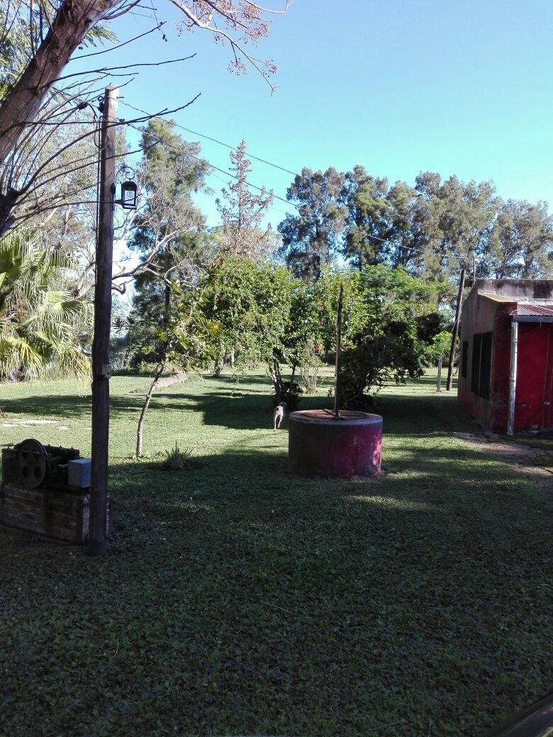 Casa sobre el rio, 50km al N de San Javier, 1ha
